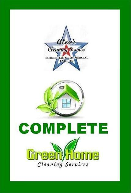 Green House Cleaning Services